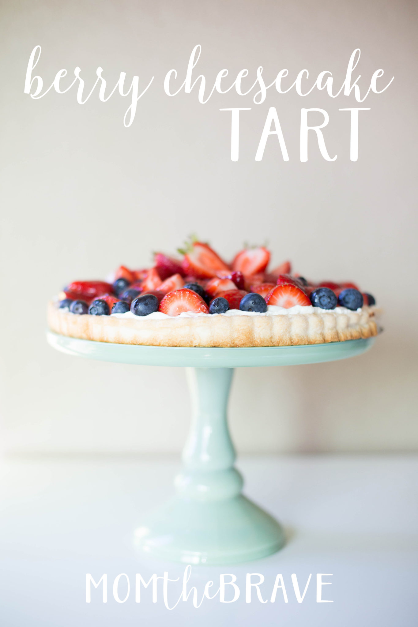Berry Cheesecake Tart