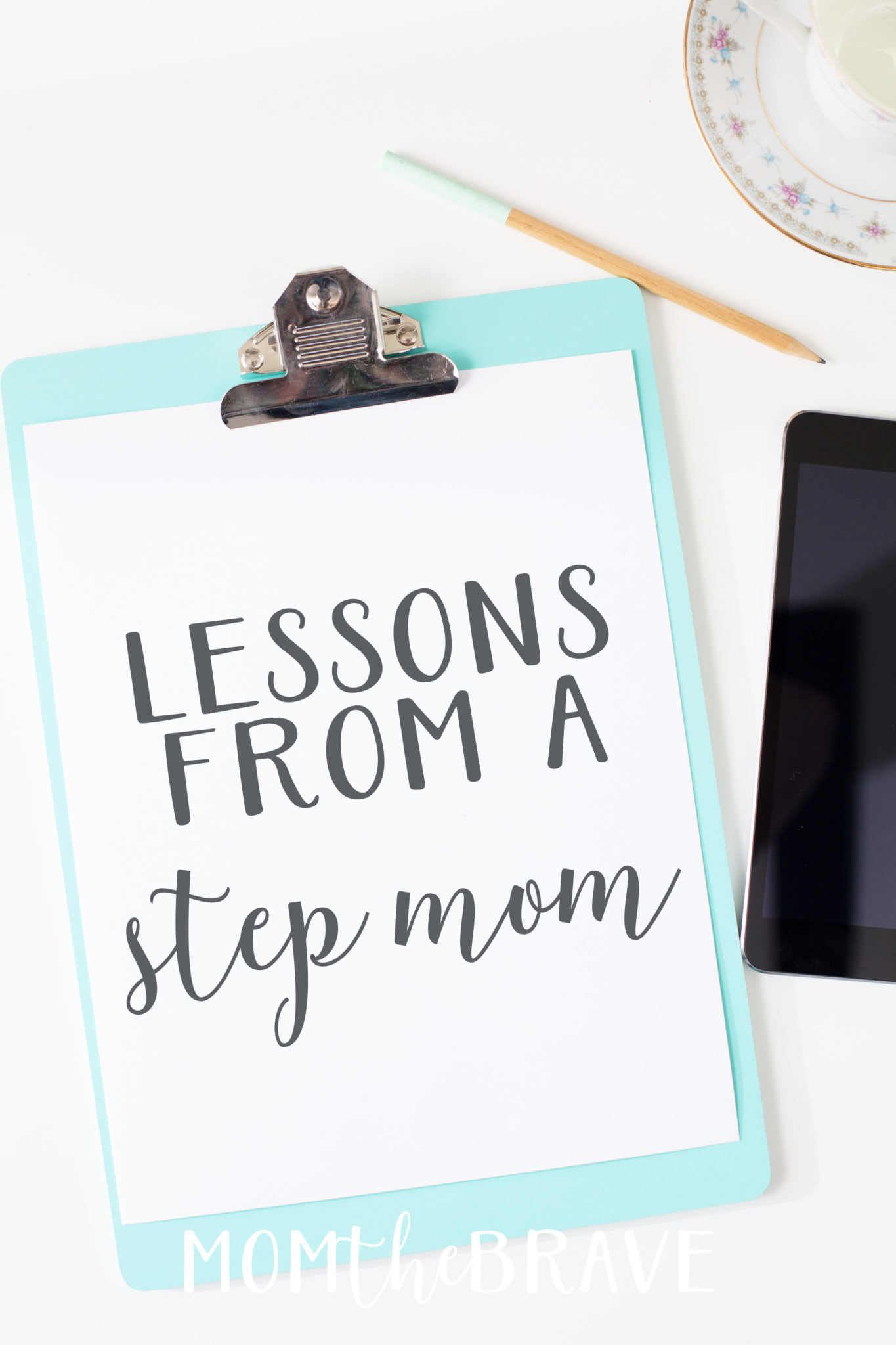 Lessons from a Step Mom