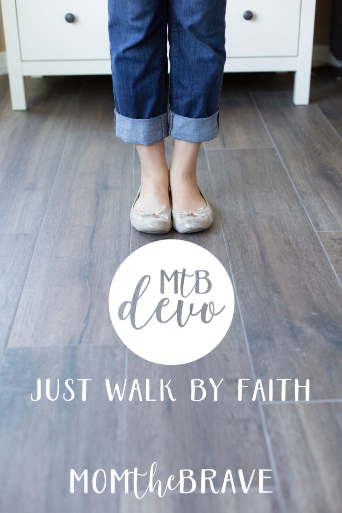 walk by faith hard questions