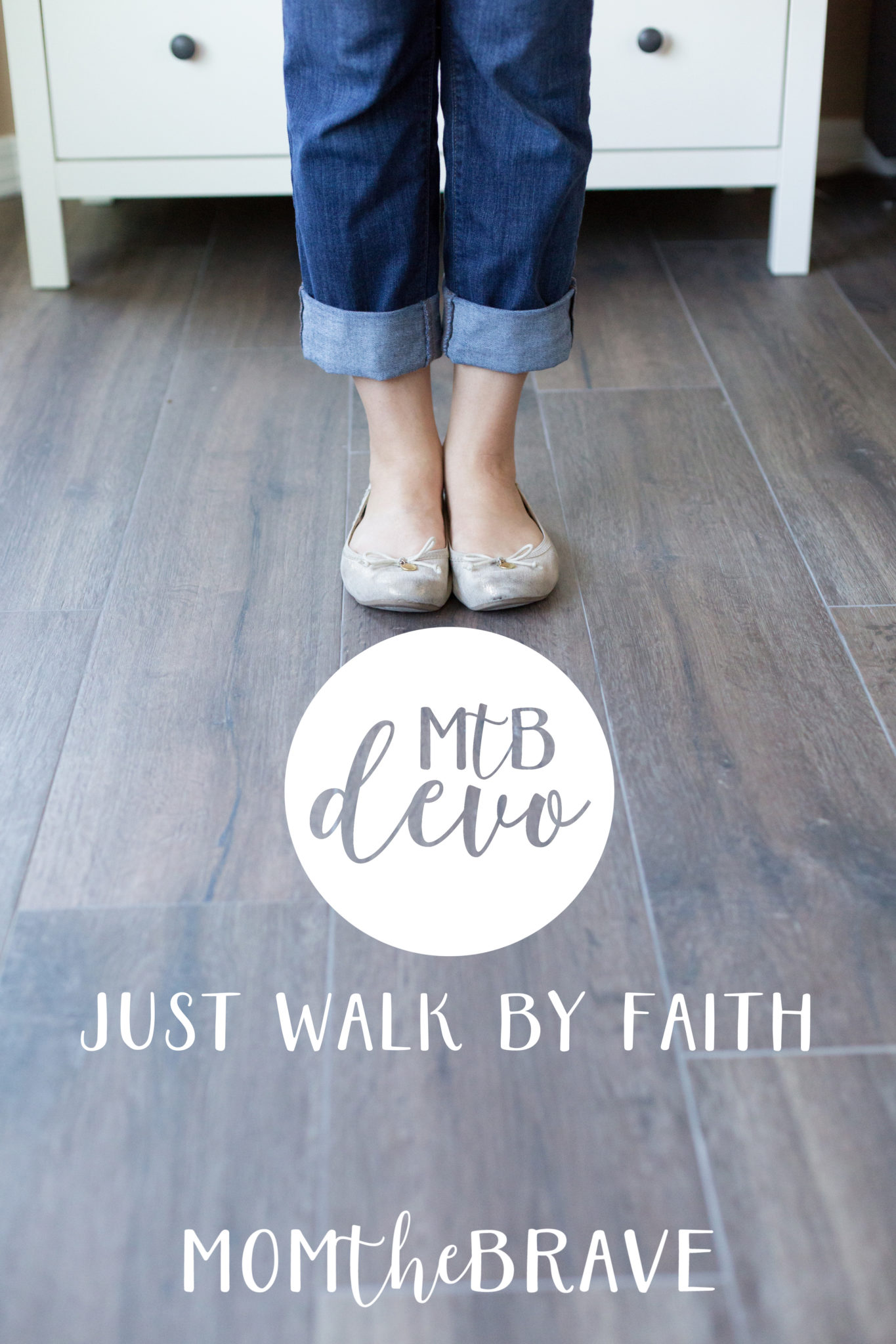 The Just Walk by Faith-The Hard Questions